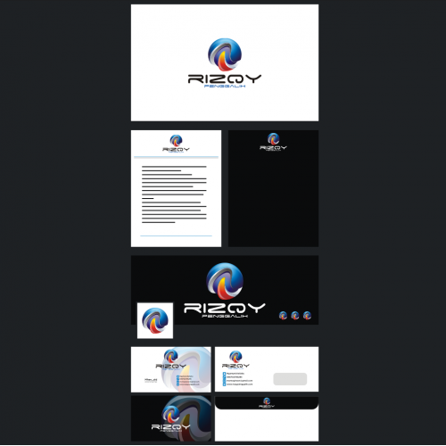 logo and brand pack
