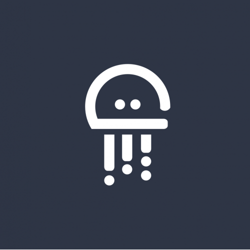 logo jellyfish
